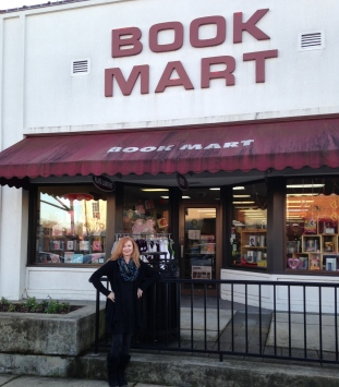 Front of Book Mart
